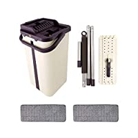 Alftek Dust Mop Home Household Rotatable Floor Cleaning with Replacement Heads