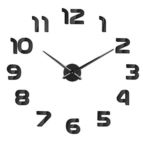 SOLEDI Mute DIY Reloj de Pared