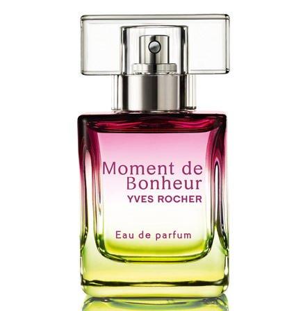 Yves Rocher - Eau de Parfum MOMENT DE BONHEUR (30 ml): Ein neuer Duft voller Weiblichkeit