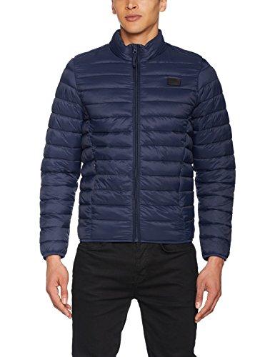 Blend Herren Jacke 20704156 AZ, Blau (Navy 70230), Medium (Blend Mantel)