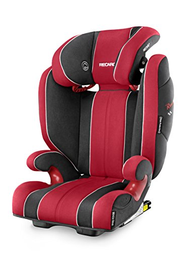 Recaro RB6151.21414.66 Monza Nova 2 Limited Edition Racing Silla de Bebe