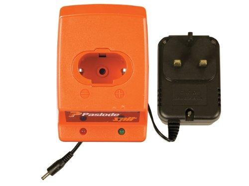 Paslode–Chargeur avec adaptateur AC/DC