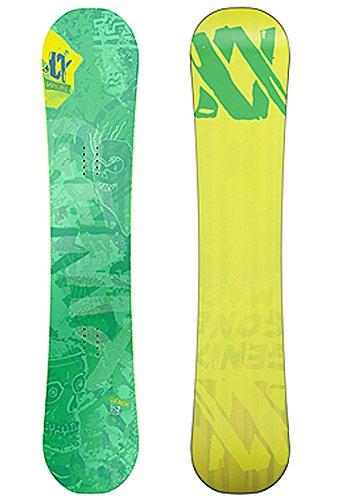 Völkl Genix Freestyle Twin-Tip Snowboard - 2016 - NEU (156cm) -