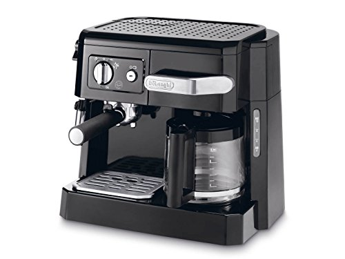 DeLonghi BCO 410.1 Kombi Espresso-Kaffeemaschine schwarz