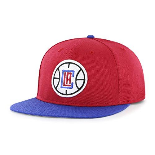 OTS NBA Gallant Varsity Snapback Verstellbar Hat, Unisex, NBA Gallant OTS Varsity Snapback Adjustable Hat, rot