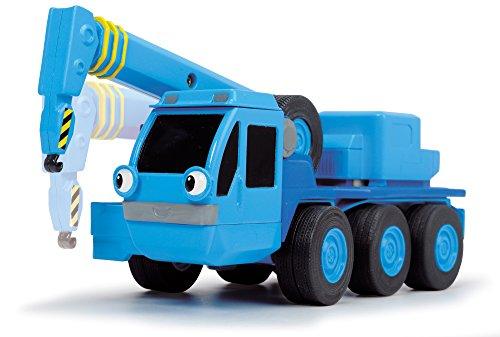 RC Spielzeug kaufen Spielzeug Bild 1: Dickie Toys 203133002 - RC Bob der Baumeister Heppo, ferngesteuerter Kran, Spielzeugkran, Hebekran, 20 cm*