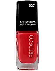 Artdeco Art Couture Nail Lacquer unisex, Nagellack, farbe: 637 couture happy pink, 1er Pack (1 x 51 g)
