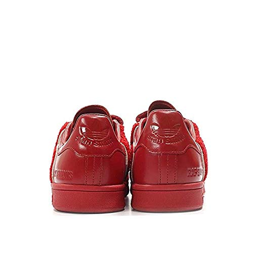 separation shoes 1e256 961b4 adidas x RAF Simons Men Stan Smith Comfort Badge Red Power Red Size 9.0 US