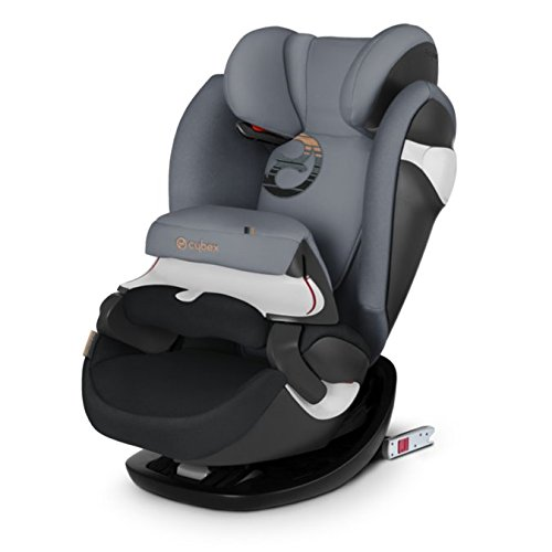 Cybex Gold Pallas M-Fix, Autositz Gruppe 1/2/3 (9-36 kg), Kollektion 2018, pepper black, mit Isofix