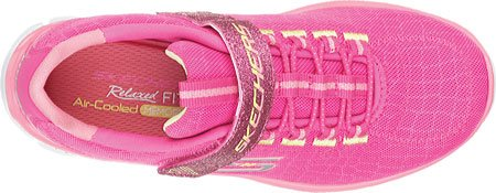 Empire Skechers - Rock Around Sneaker Neon Pink/Coral