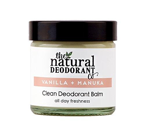 Clean bálsamo desodorante vainilla + Manuka-por el...