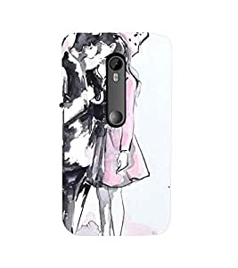 Unique Print back cover for Motorola Moto G 3rd Generation
