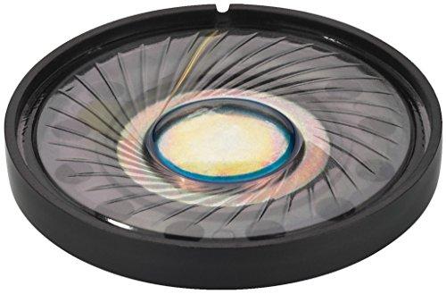 MONACOR SP-39 Kopfhörer-Lautsprecher, 32 Ohm, 0.1W, 100 dB, 40 mm