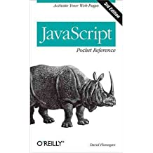 [{ JavaScript Pocket Reference (Pocket Reference (O'Reilly)) - IPS By Flanagan, David ( Author ) Apr - 28- 2012 ( Paperback ) } ]
