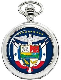Panamá Full Hunter reloj de bolsillo