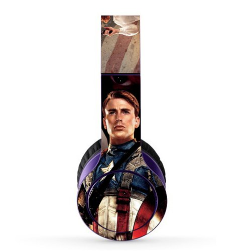 yhc-steve-rogers-skin-sticker-autocollant-shell-wrap-decal-for-beat-by-drdre-solo-hd-headphones