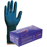 Propac z-latbxl Guante desechable (látex Super Resistente, talla XL, Paquete de