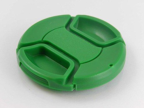 vhbw Kunststoff Objektivdeckel grün 67mm für Kamera Objektiv Pentax smc DA* 50-135 mm 2.8 ED (IF) SDM - Kamera-objektiv Pentax Für