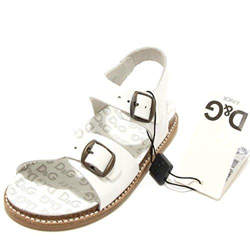 Dolce & Gabbana 8840F Sandalo D&G JUNIOR Scarpa Ciabatta Bimba Shoes Kids [29]