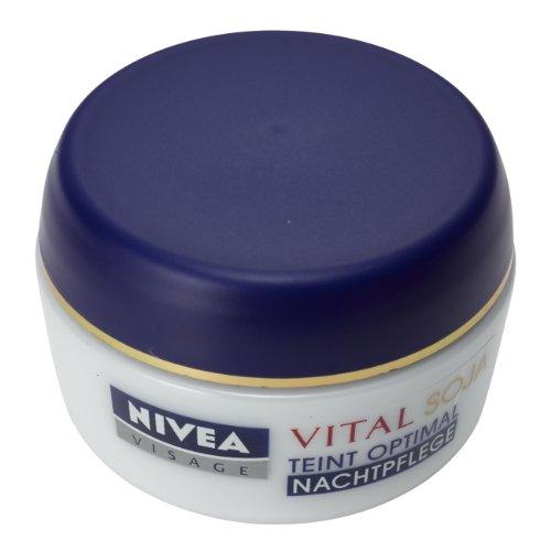 Nivea Visage Vital regenerierende Nachtpflege 50ml