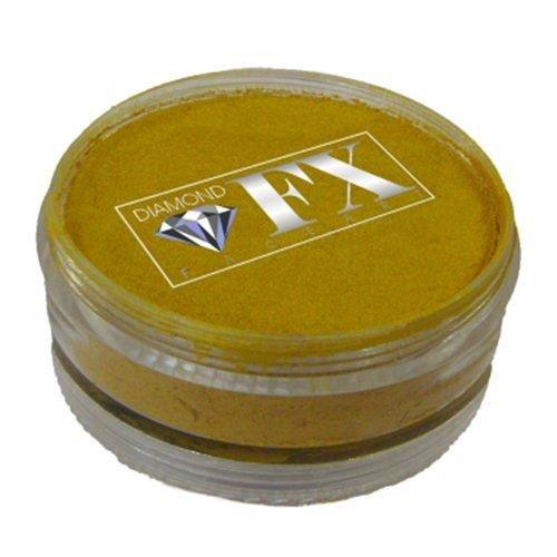 metallic Gesicht malen - Gold (90 g) ()