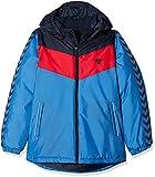 Hummel Jungen HMLSTAALE Jacket Jacke, Vallarta Blue, 128