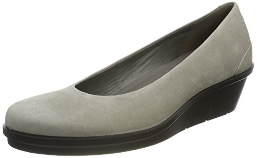 Ecco Damen Skyler Pumps, Grau (Warm Grey), 38 EU