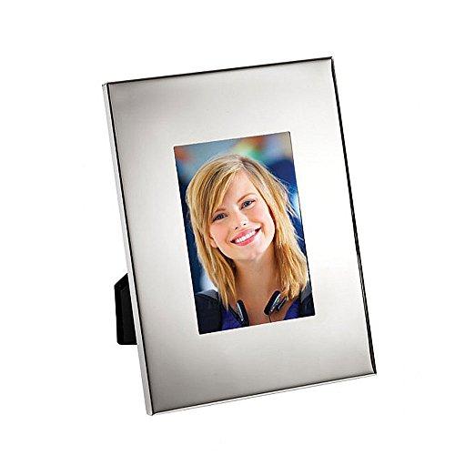 Cadre photo en inox 13 x 18 cm