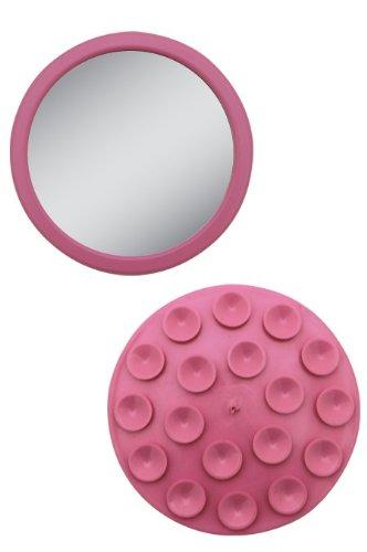 EZ-Grip - Kleiner Vergrösserungsspiegel 12x - Farbe: Rosa