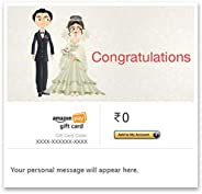 Congratulations (Christian Wedding) - Amazon Pay eGift Card