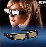 Panasonic ty-ew3d2ma 3D Brille Full HD Mittel