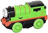 Fisher-Price Mattel Y4423 - Thomas und seine Freunde Lokomotive Percy, batteriebetrieben