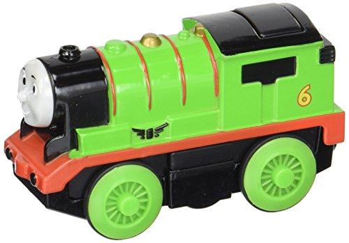 Mattel Fisher-Price Y4423 - Thomas und seine Freunde Lokomotive Percy, batteriebetrieben