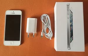 Apple iPhone 5 Smartphone weiss/weiß - 64GB