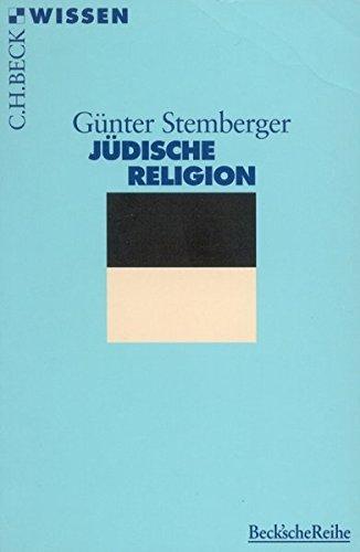 Jüdische Religion (Beck'sche Reihe)