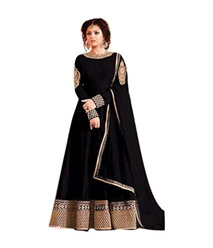 PALKAANO Anarkali Suit for women & girls party wear stitched For Girls...