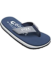 Cool Shoes Original Pi DARK DENIM Flip Flops Sandalias Sandalias de playa Chanclas de baño - Azul oscuro, cuero opaco, 39/40