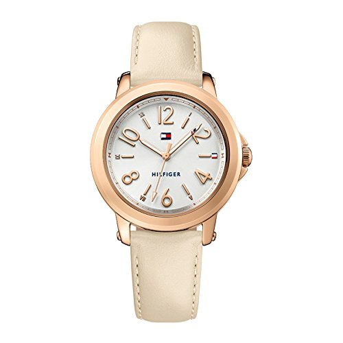 Tommy Hilfiger Analog Silver Dial Women's Watch-TH1781755J image