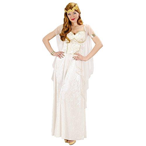 (Widmann 75463 - Griechische Göttin - Kostüm für Damen, Größe L)