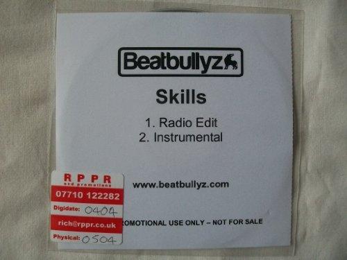 BEATBULLYZ Skills CD promo