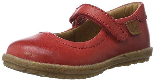 Naturino Mädchen Baia Mary Jane Halbschuhe Rot (Rot)