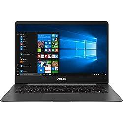 """Asus UX430UA-GV265T - Ordenador portátil de 14.0"""" FHD, Intel Core i5-8250U, RAM de 8 GB, SDD de 256 GB, Intel HD Graphics 620, Windows 10 Original, color gris metal"""