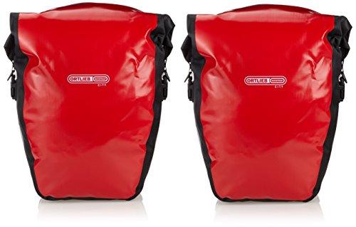Ortlieb Back-Roller City, Red-Black 40L, F5001