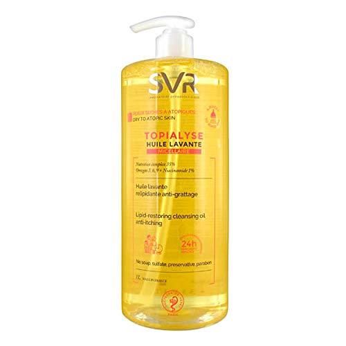 Svr Olio Detergente Liporestitutivo, 1000 ml