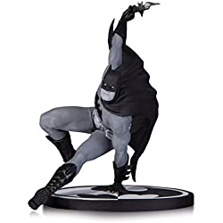 DC coleccionables Batman Blanco y Negro estatua por Bryan Hitch