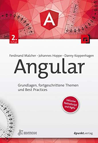 Angular: Grundlagen, fortgeschrittene Themen und Best Practices - inklusive NativeScript und NgRx (iX Edition)