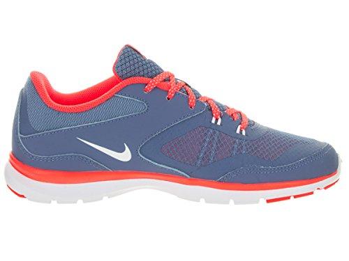 Nike Flex formateur Ocean Fog Sport Entraîneur Chaussures Ocean Fog/White/Bright Crimson