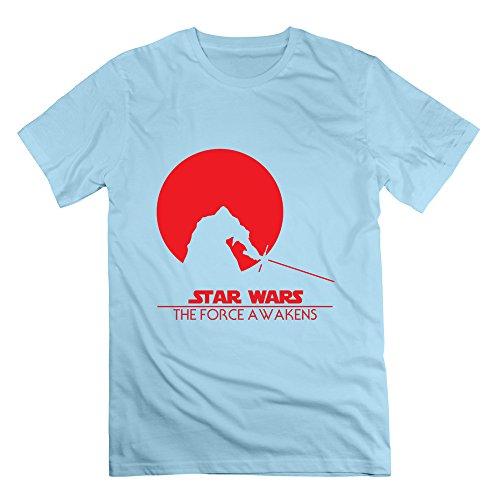 T-Shirt Gr. L, Blau - SkyBlue ()