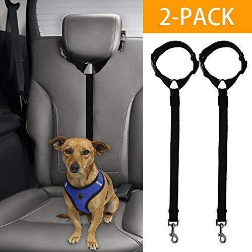 Docamor Arnés Perro Cinturón Seguridad Coche Perros