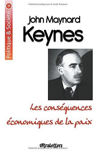 Les conséquences économiques de la paix par John Maynard Keynes